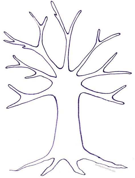 tree templates 25 best ideas about tree outline on tree