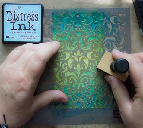 card techniques 25 best ideas about distress ink on distress