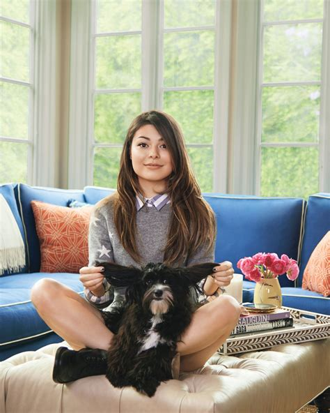 Burnt Orange Home Decor by Despicable Me 2 Star Miranda Cosgrove Shares Her Favorite