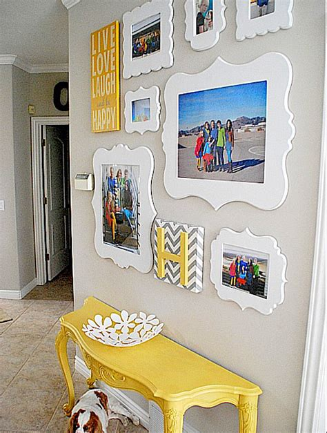 how to hang family photos on the wall helpful hints for displaying family photos on your walls