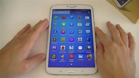 Samsung Tab 3 V Seken test de la samsung galaxy tab 3 8 0 pouces par top for phone fr