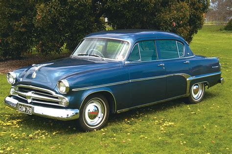 sold dodge kingsway coronet sedan auctions lot  shannons