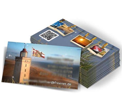 Visitenkarten Privat by Visitenkarten Design Visitenkarte Erstellen