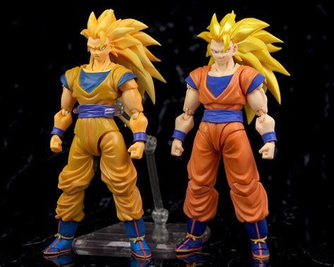Shf Saiyan 3 Goku Original Ori Ss3 ss3 goku 2017 edition s h figuarts