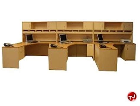 the office leader peblo 3 person l shaped office desk