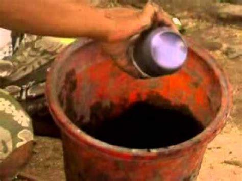 artikel cara membuat cetakan pot bunga cara membuat pot bunga dari batu alam bagian2 wmv youtube