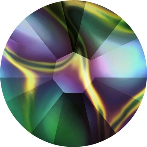 Rainbow Effect Swarovky 13 swarovski 2058 xilion flat back rainbow ss5 dreamtime creations