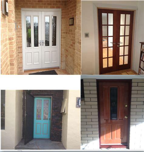 Exterior Doors Perth Door Installation Perth Hanging Replacement Handles Fitting
