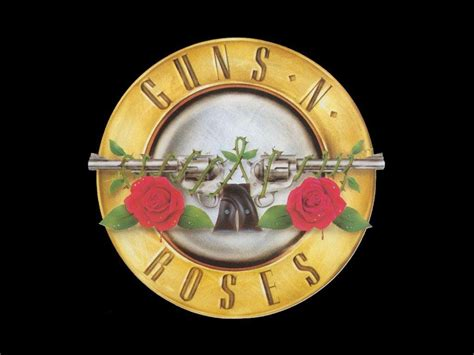 Guns N Roses by Guns N Roses Logo Wallpapers Wallpaper Cave