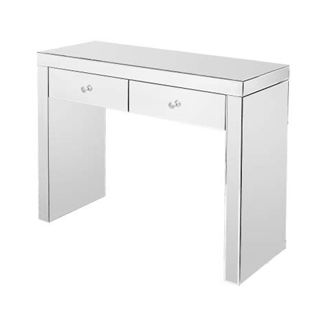 Console Tables Furniture by 2 Drawer Mirrored Console Table Fm323 4882 Furniture In