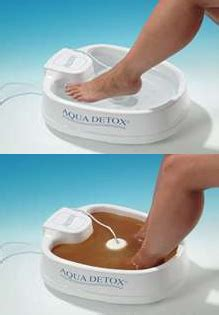 Aqua Detox by Aqua Detox Does It Work An Understanding Foot Therapy