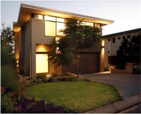 desain eksterior taman ide desain eksterior rumah dengan taman minimalis