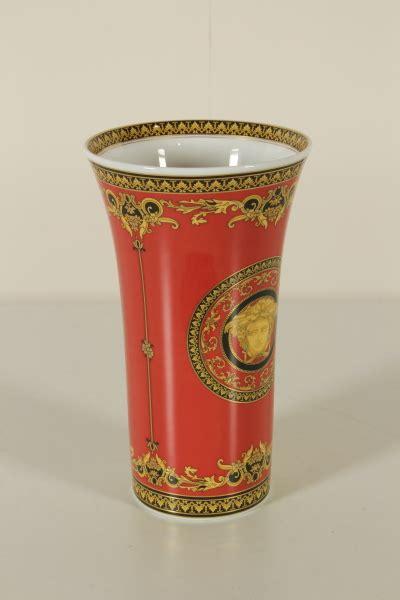 vaso versace vaso medusa di versace oggettistica modernariato