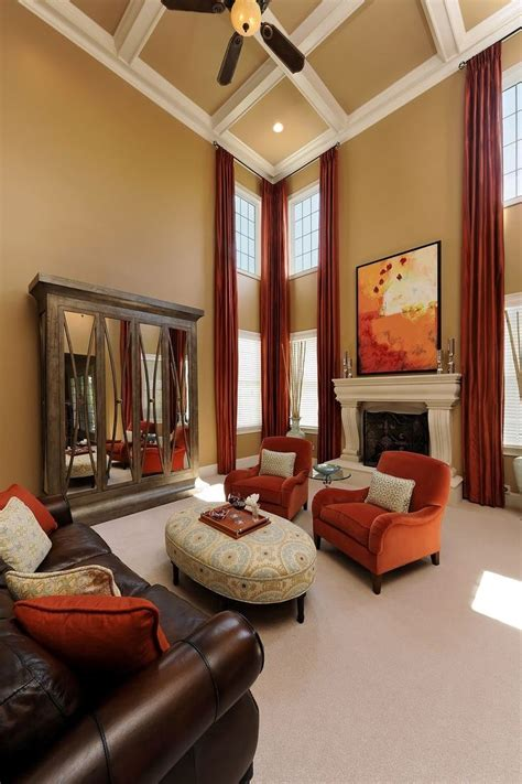 two story drapes for charisma design stunning home decor design