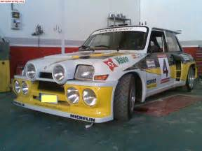 Renault 5 Maxi Turbo Renault 5 Turbo Maxi Motoburg