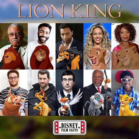 childish gambino young simba all you need to know about the live action quot lion king quot cast