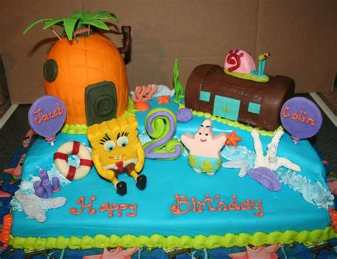 House Decorating App by You Have To See Spongebob Birthday Cake For Twin Boys By