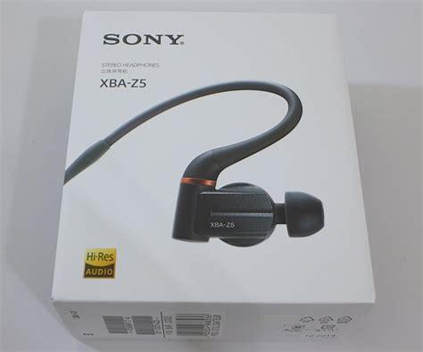Headset Sony Z5 Sony Xba Z5 In Ear Headphones Shopping In Japan Net