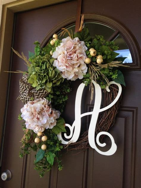 Letter Wreaths For Door by 1000 Ideas About Letter Door Wreaths On Twine