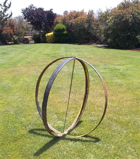 metal workings for sale large estate garden globe or