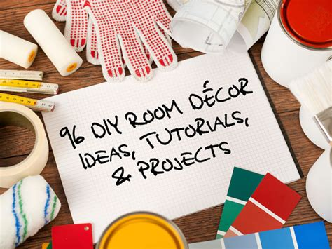 do it yourself projects for home decor 96 diy room d 233 cor ideas to liven up your home