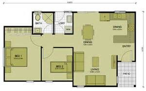 Create My Own Floor Plan 2 bedroom rosemeadow sydney granny flats