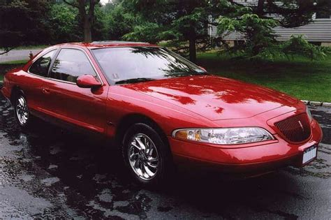 old car manuals online 1998 lincoln mark viii interior lighting 1998 lincoln mark viii lsc 290 hp lowers itself about 50mph first car with hid headlights from
