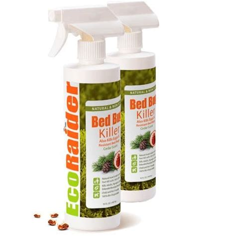 ecoraider bed bug spray top 10 bed bug sprays fast blood sucking insect killers