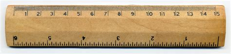 6 inch is pin ruler inches actual size on