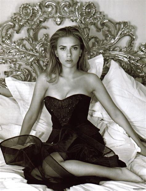 Johanssons Fifties Vogue Shoot by Dashing Johansson Photo Shoot News