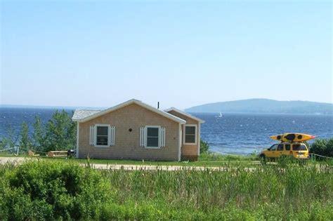 maine cottage rentals oceanfront back of cottage