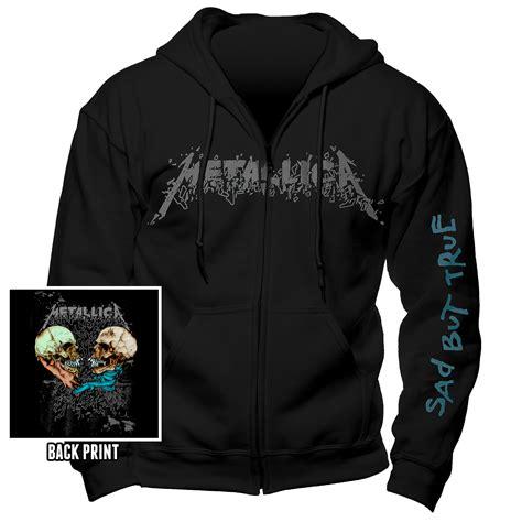 Hoodie Jaket Metalica Keren metallica sad but true hoodie tm shop