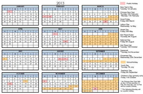 calendar design singapore lily lee singapore calendar 2013