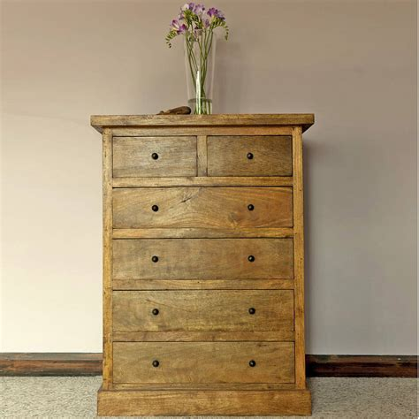 Country Chest Of Drawers by Sherwood Country Chest Of Drawers By Tree Furniture Notonthehighstreet