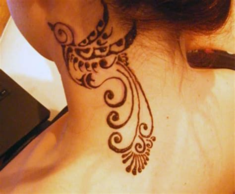 henna tattoo designs in neck henna mehndi designs idea for neck tattoos ideas