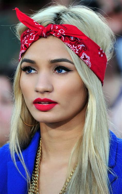 girl hairstyles with bandana hairstyles with bandana