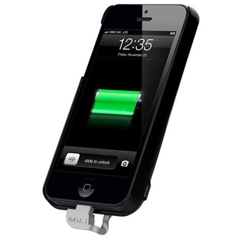 Casing Iphone 5 Electrical Black G51299bk mili power 5 charging for iphone 5s 5 black