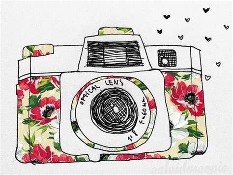 camera sketch wallpaper camera illustration cameras pinterest flora