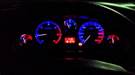 peugeot 406 hdi 2003 dashboard modified