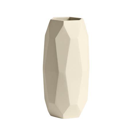 muuto vase smuk og enkel sandfarvet shades vase fra muuto