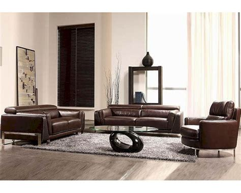 espresso leather sectional espresso leather sofa set 44lbo3946