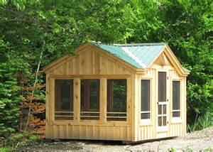 Small Cabin Kits Florida Florida Room Kits Screen House Plans Screen Porch Kits