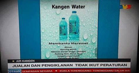 detik health kangen water kangen water s claims of curing over 100 illnesses
