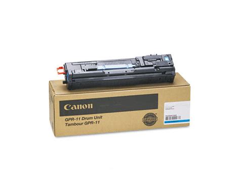 Drum Unit Canon Npg 35 Cyan Original canon gpr 11 cyan drum unit oem 7624a001aa 40 000 pages
