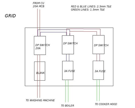 kitchen grid switch wiring diagram free wiring