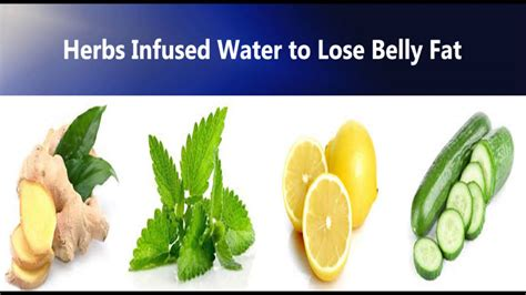 Detox Water To Lose Belly by Burning Drinks For Weight Loss