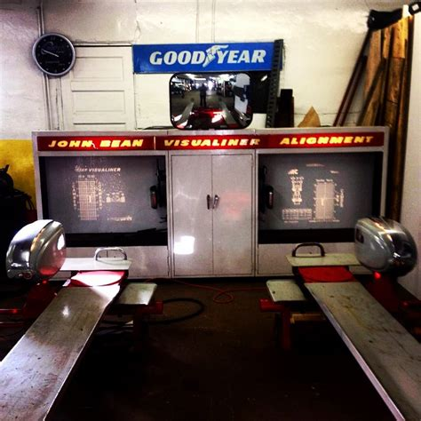 Alignment Rack For Sale by Save This 1947 Bean Visualiner Alignment Rack Lift The H A M B