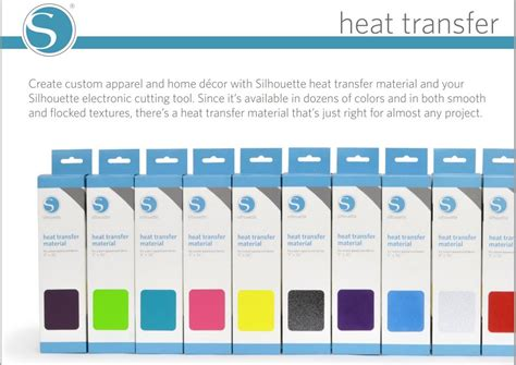printable heat transfer vinyl silhouette heat transfer vinyl silhouette deal and giveaway