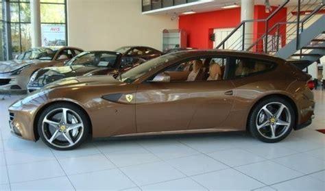 Brown Ferrari Ff For Sale In Germany Autoevolution