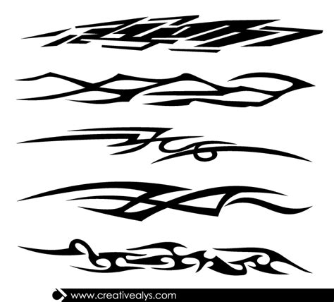 tribal pattern svg vetor tattoo tribal pictures to pin on pinterest tattooskid